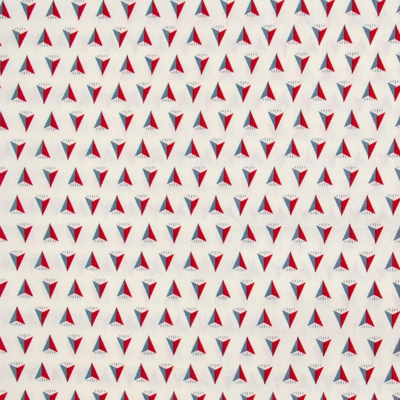 Caldeira - Setas Azul/Vermelho - 50cm x 150cm
