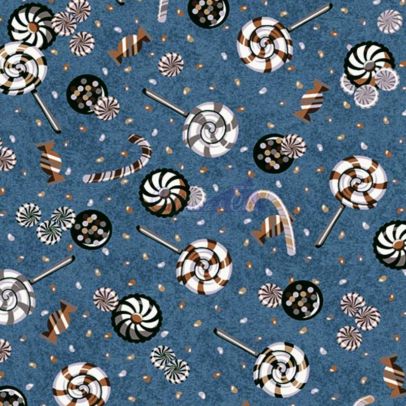 Caldeira - Doce Fundo Jeans - 50cm x 150cm