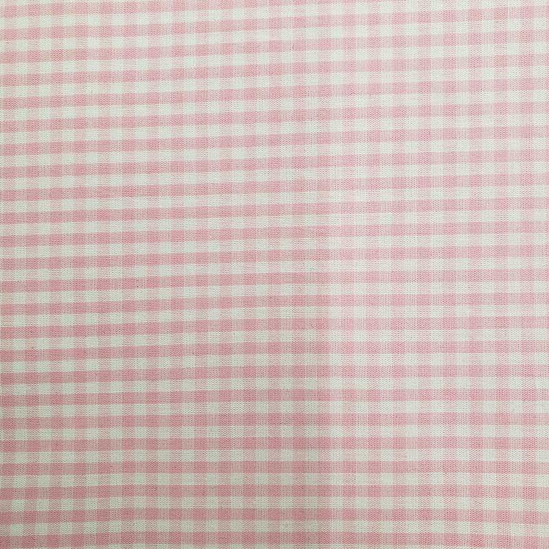 Caldeira - Estampa Xadrez Rosa - 50cm x 150cm