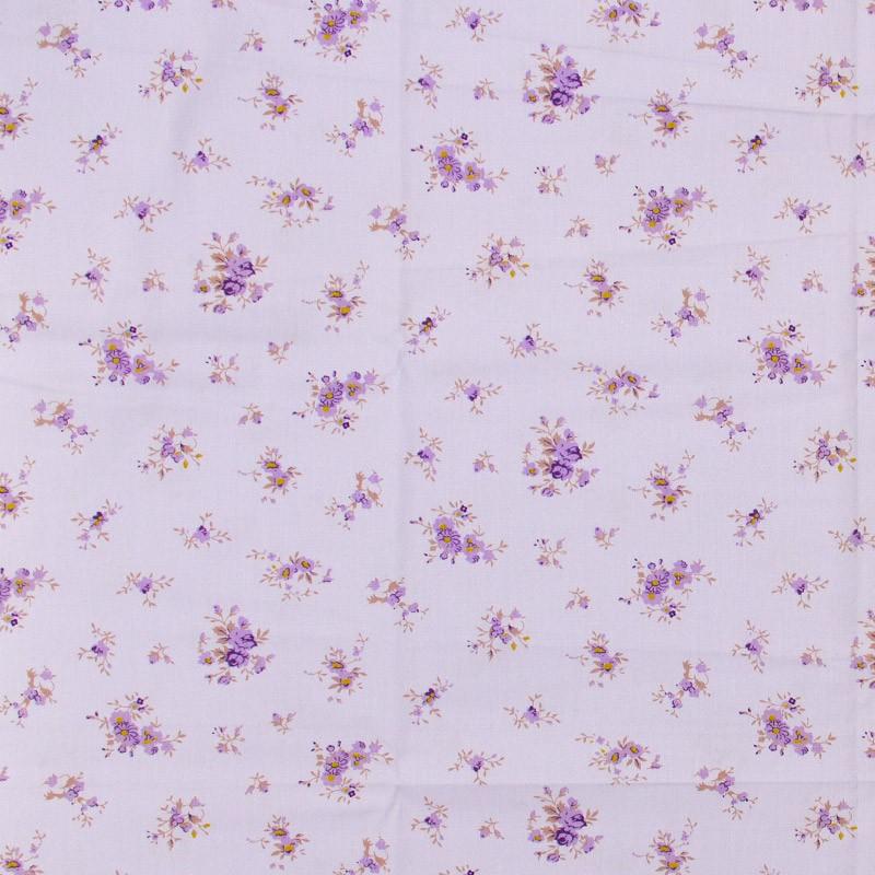 Mini Floral Lilás - 50cm X150cm