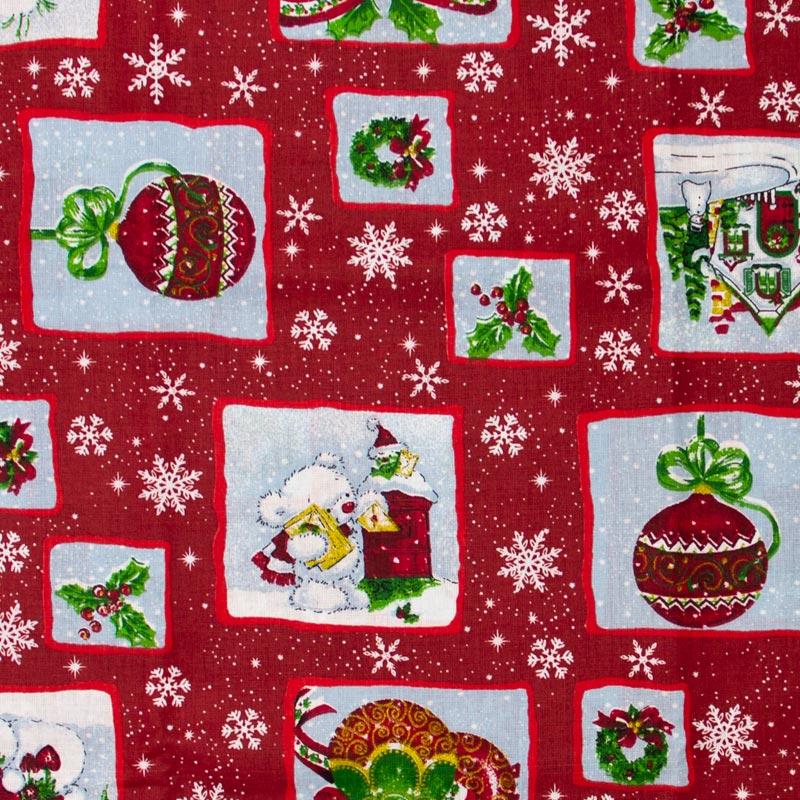Coleção Natal - Frames de Natal - 50cm X150cm