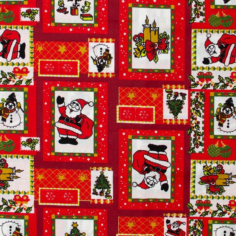 Coleção Natal - Patch de Natal - 50cm X150cm