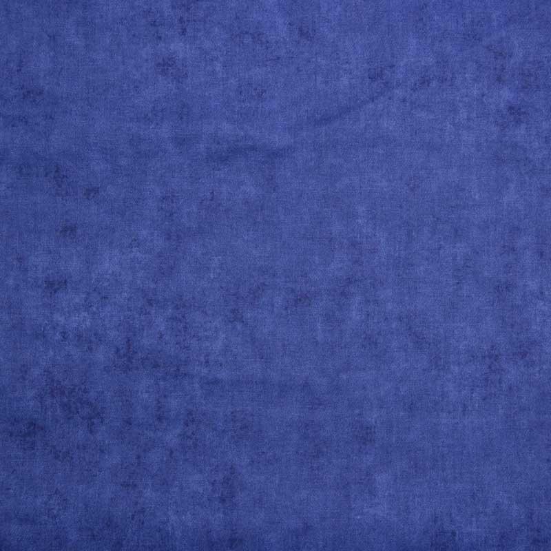 Cris Mazzer - Estampa Estonado Azul Bic - 50cm x 150cm