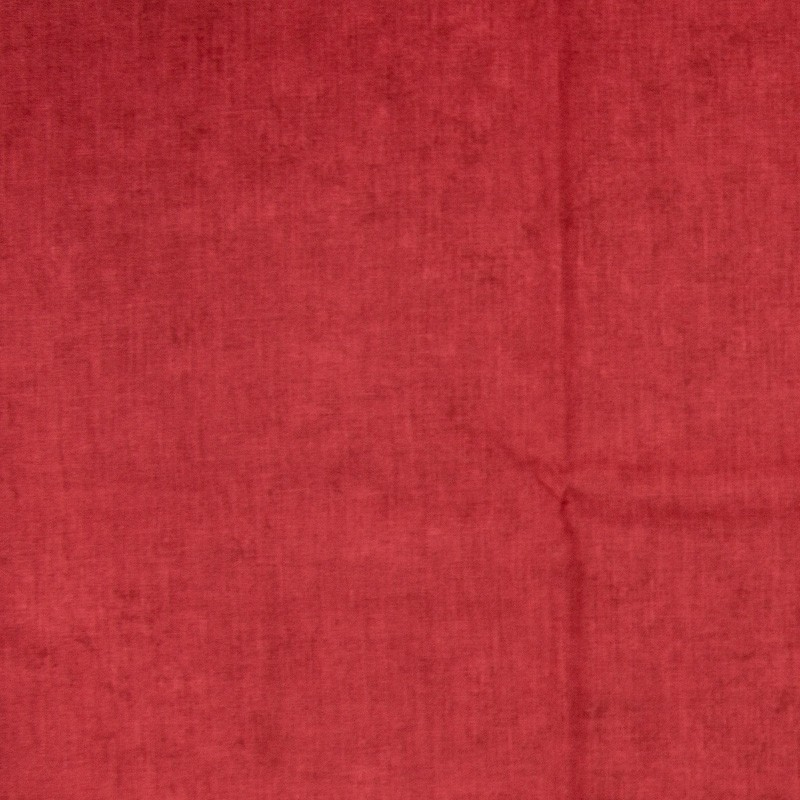 Cris Mazzer - Estampa Estonado Vermelho - 50cm x 150cm