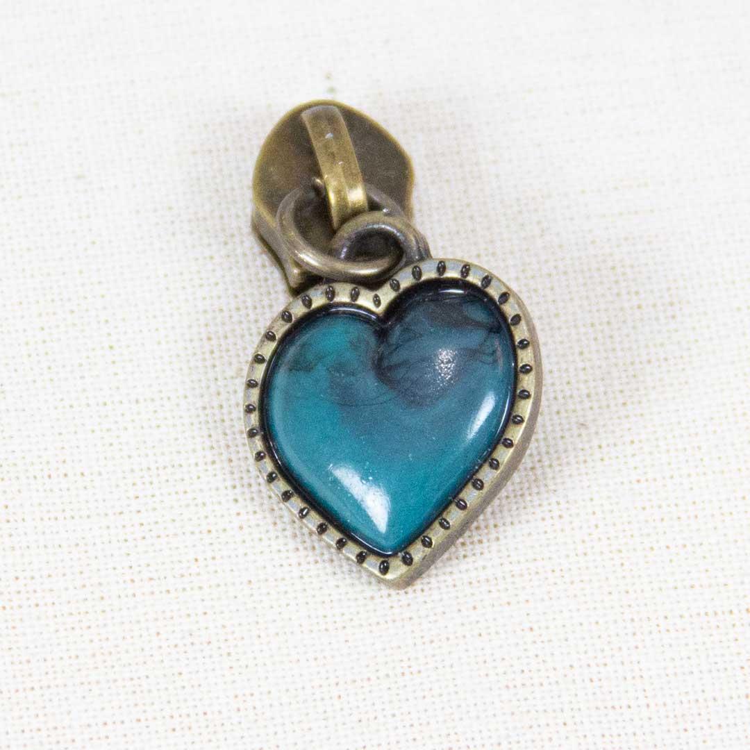 Cursor Coração Com Pedra Nº 5