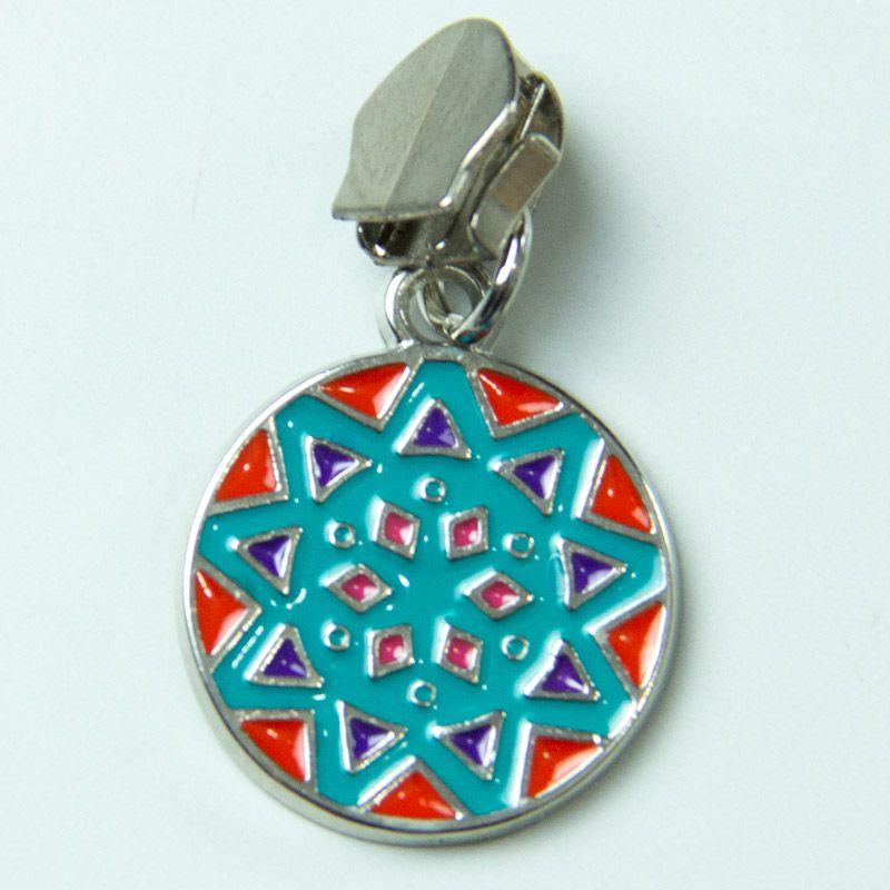 Cursor Mandala Aqua Nº 5
