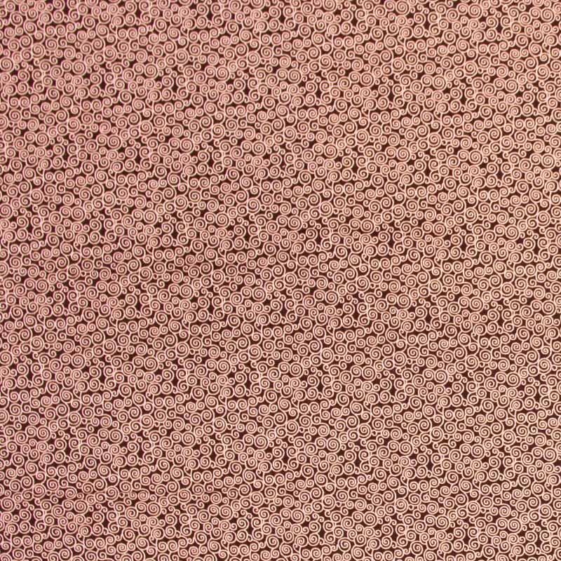 Decorart - Estampa Espirais - 50cm x 150cm