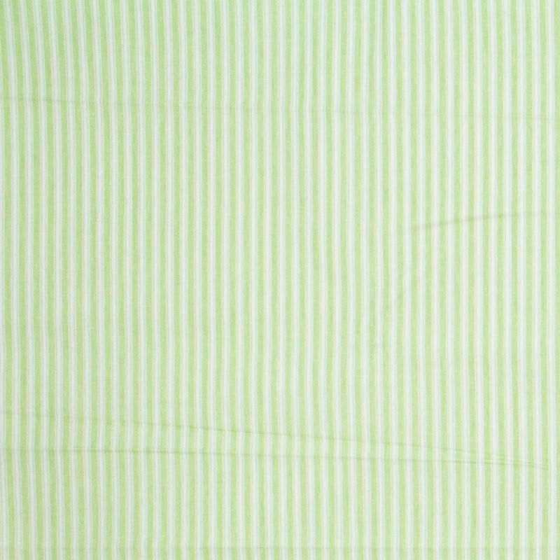 Decorart - Listrado Verde Claro- 50cm x 150cm