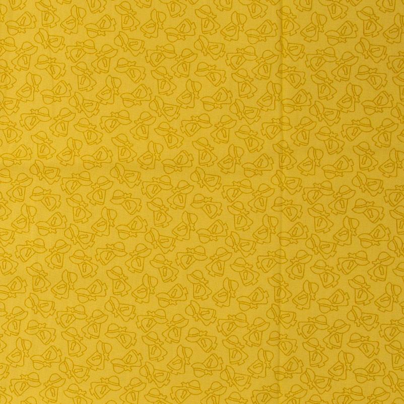 Decorart - Sunbonnet Amarelo - 50cm x 150cm