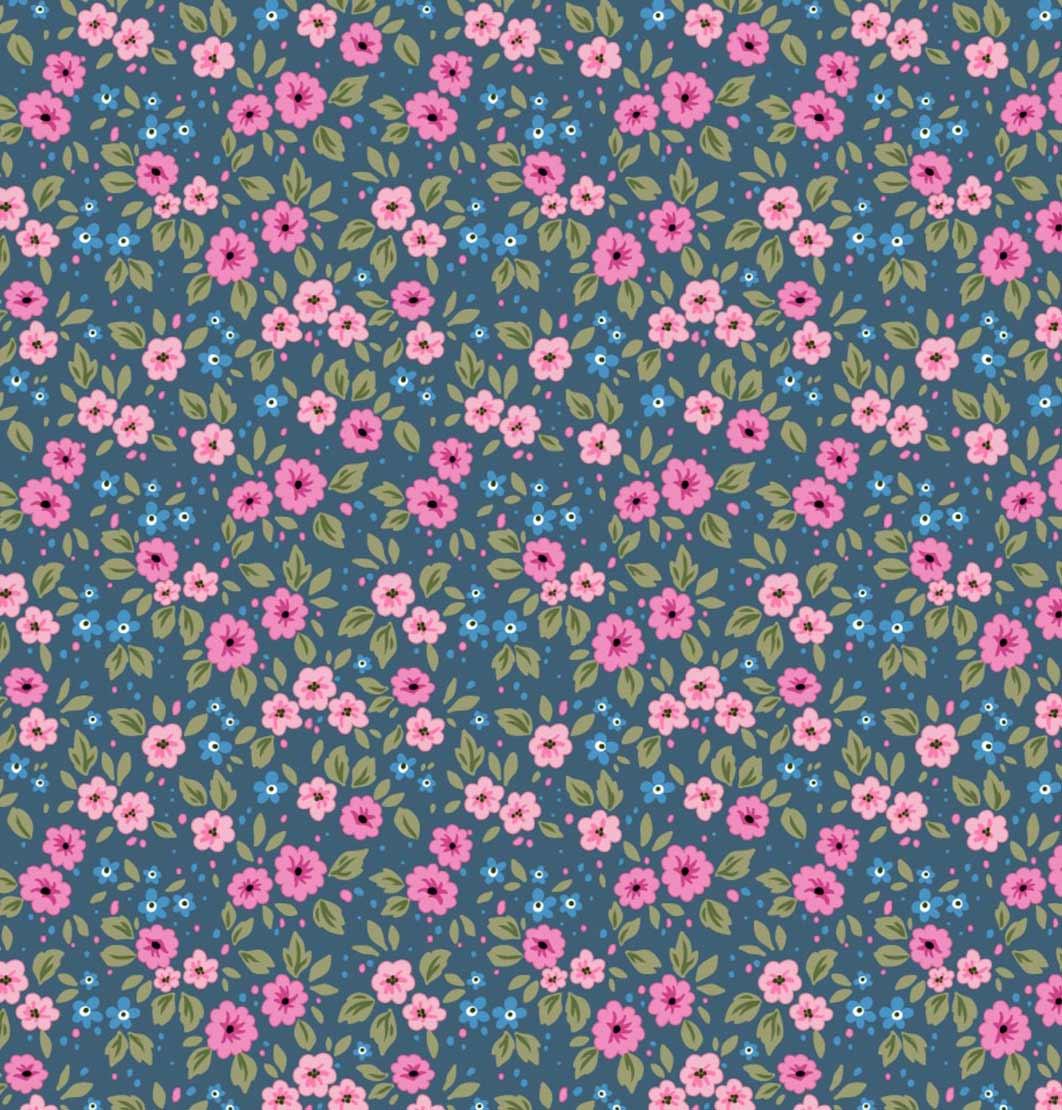 Estampa Flores do Campo 03