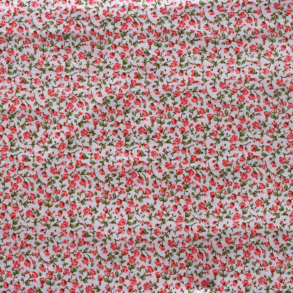Estampa Micro Floral Rosa