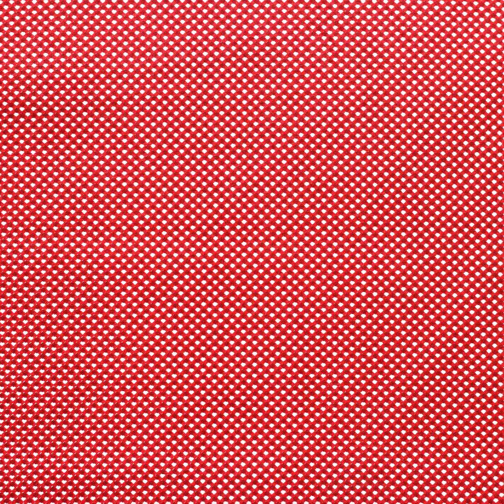 Estampa Micro Xadrez Vermelho
