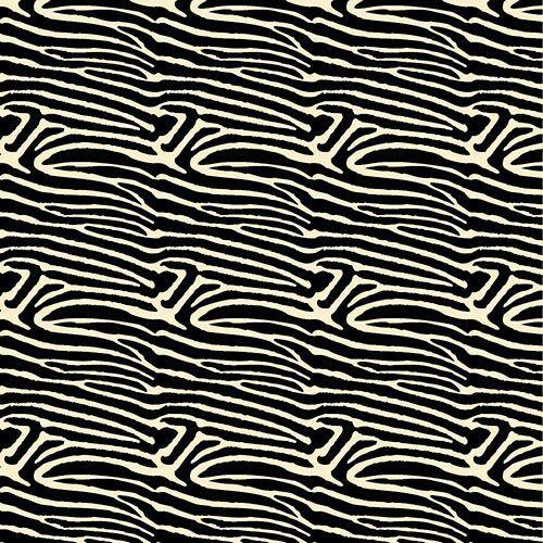 Estampa Pele de Zebra