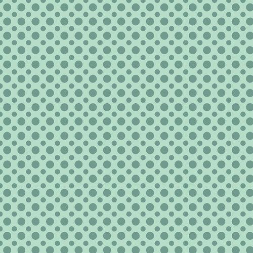 Fuxicos e Fricotes Coleção Poá TomTom - Poá Tiffany - 50cm X150cm