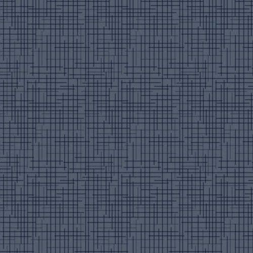 Fuxicos e Fricotes Coleção Texturas - Textura Azul Marinho - 50cm X150cm
