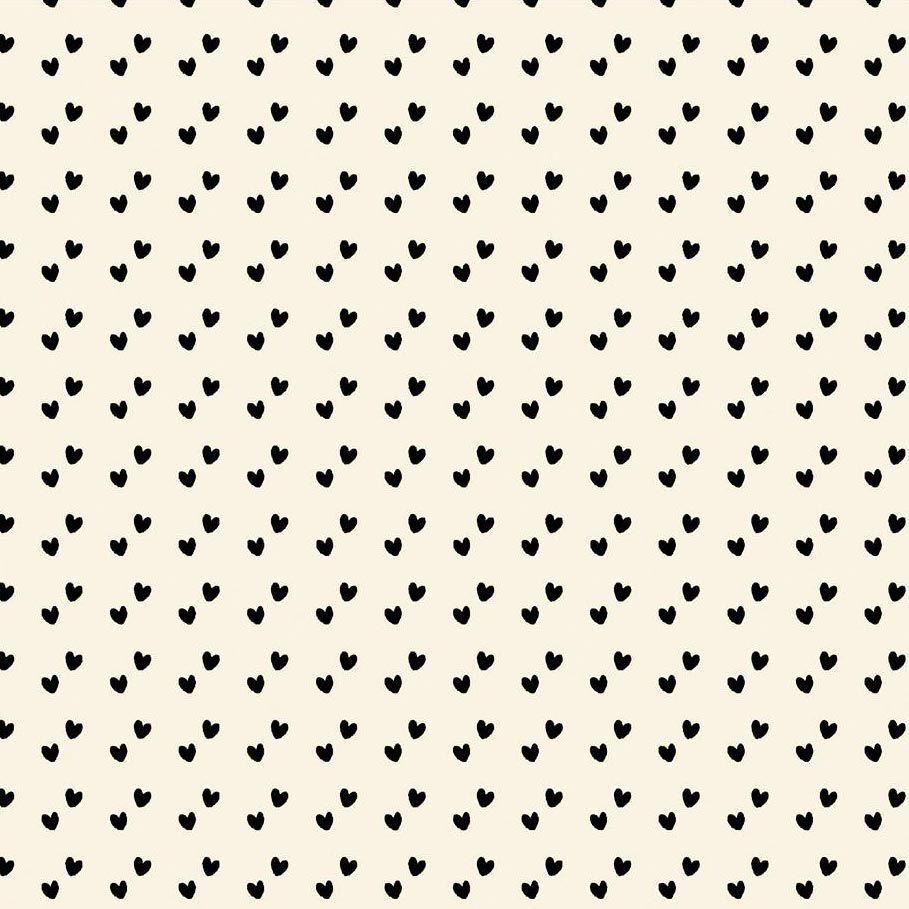 Estampa Variante Preto e Branco 07