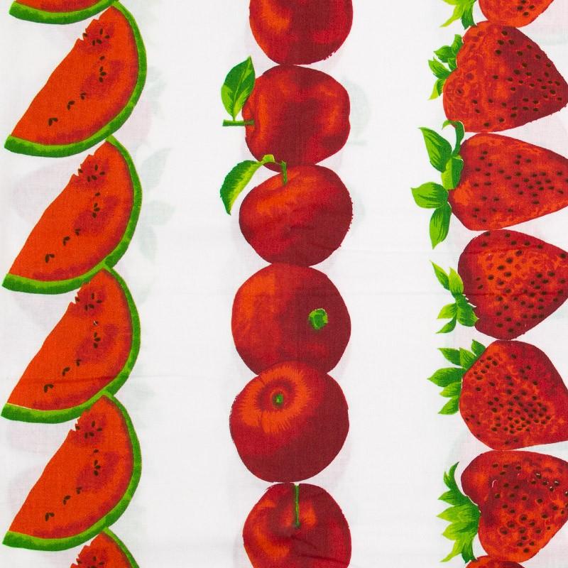 Estilotex- Frutas Vermelhas - 50cm x 150cm