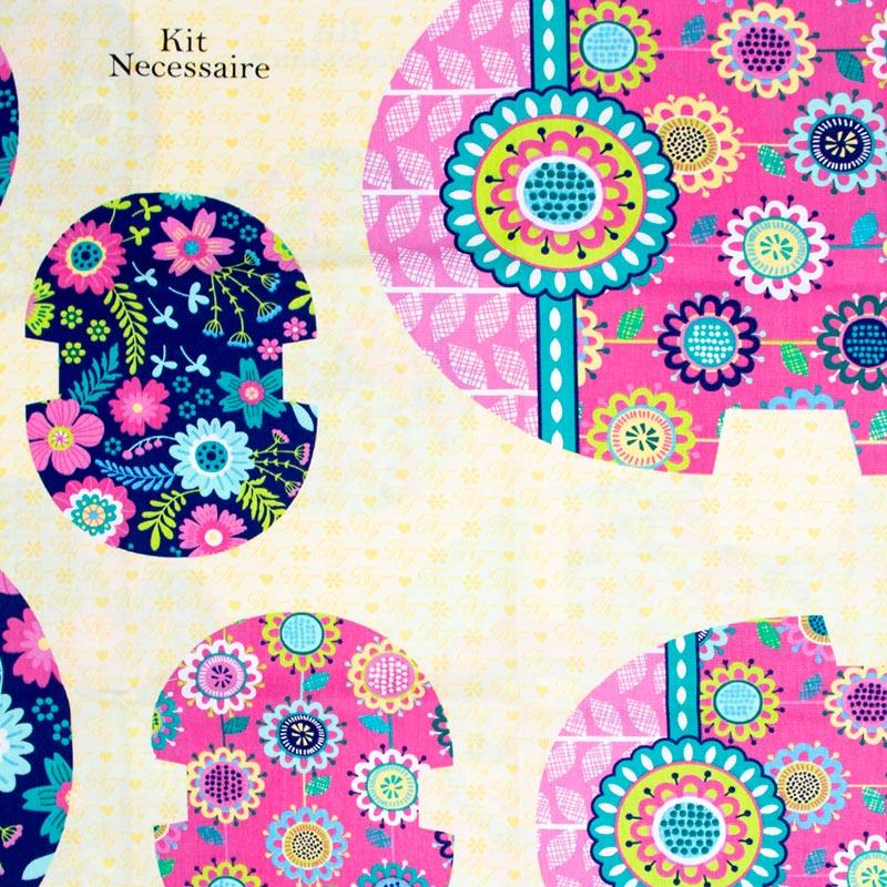 Estilotex - Kit Nécessaire Floral - 60cm x 150cm
