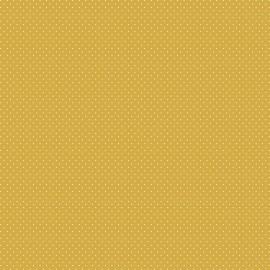 Fabricart Coleção Basics & Colors - Poás - Micro Poá Amarelo - 50cm X150cm