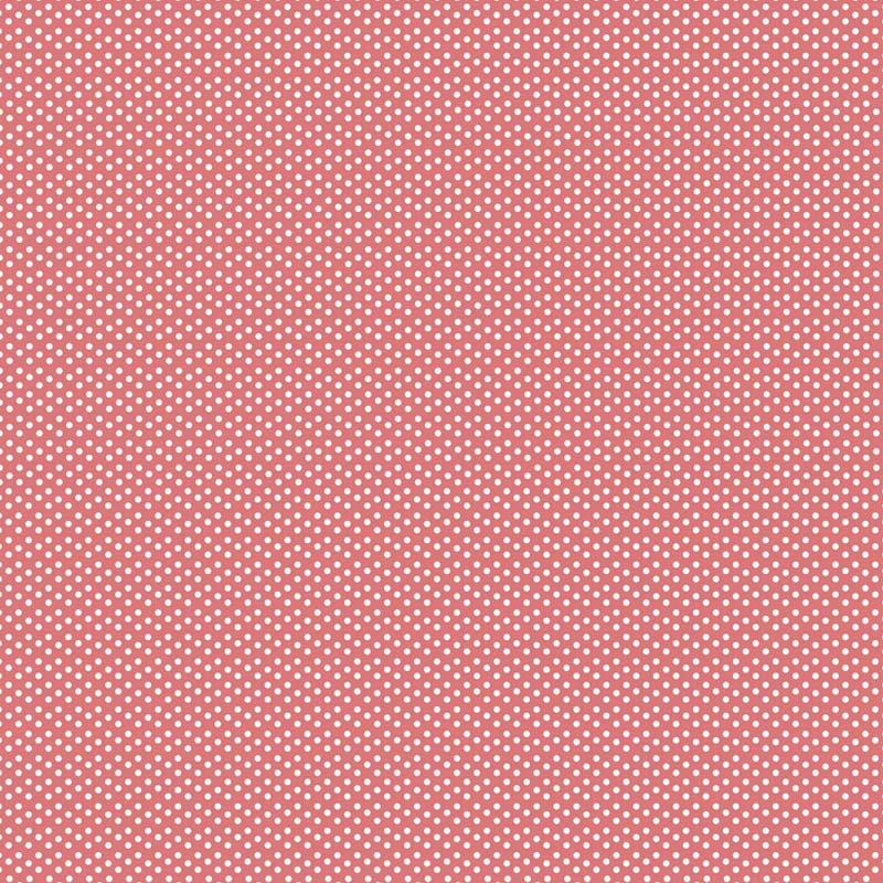 Fabricart Coleção Basics & Colors - Poás - Micro Poá Telha - 50cm X150cm