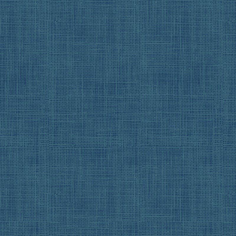 Fabricart Coleção Colors & Basics Linho - Estampa Linho Índigo 50cmX150cm