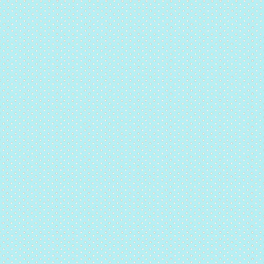 Fabricart Coleção Girassóis - Micro Poá Piscina  - 50cm X150cm