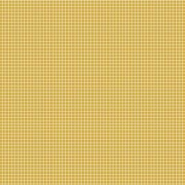 Fabricart - Quadradinhos Amarelo - 50cm x 150cm