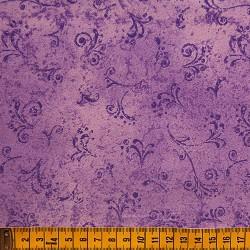 Fernando Maluhy - Arabesco Texturado Lavanda - 50cm X150cm