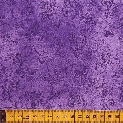 Fernando Maluhy - Arabesco Texturado Roxo - 50cm X150cm