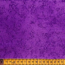 Fernando Maluhy - Arabesco Texturado Uva - 50cm X150cm