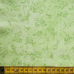 Fernando Maluhy - Arabesco Texturado Verde Claro - 50cm X150cm