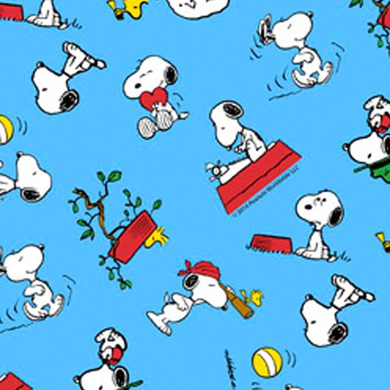 Fernando Maluhy - Coleção Snoopy  - Snoopy Expressões - 50cm X150cm