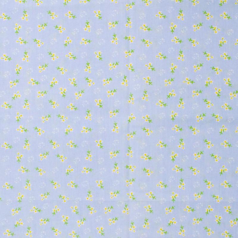 Fernando Maluhy - Mini Floral Azul - 50cm X150cm