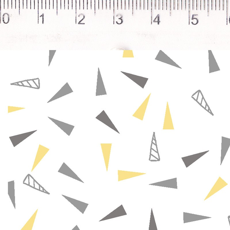 Fernando Maluhy - Por Eliana Sposito - Cones Cinza - 50cm X 150cm