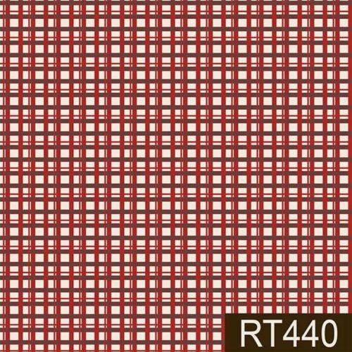Fuxicos e Fricotes - Coleção Angels - Xadrez Angels Vermelho - 50cm X150cm