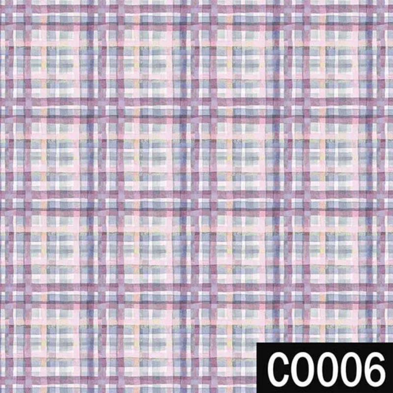 Fuxicos e Fricotes Coleção Costura Country - Xadrez Costura - 50cm x 150cm