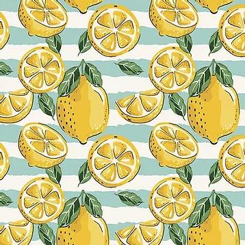 Fuxicos e Fricotes - Coleção Frutas - Limão Siciliano - 50cm X150cm