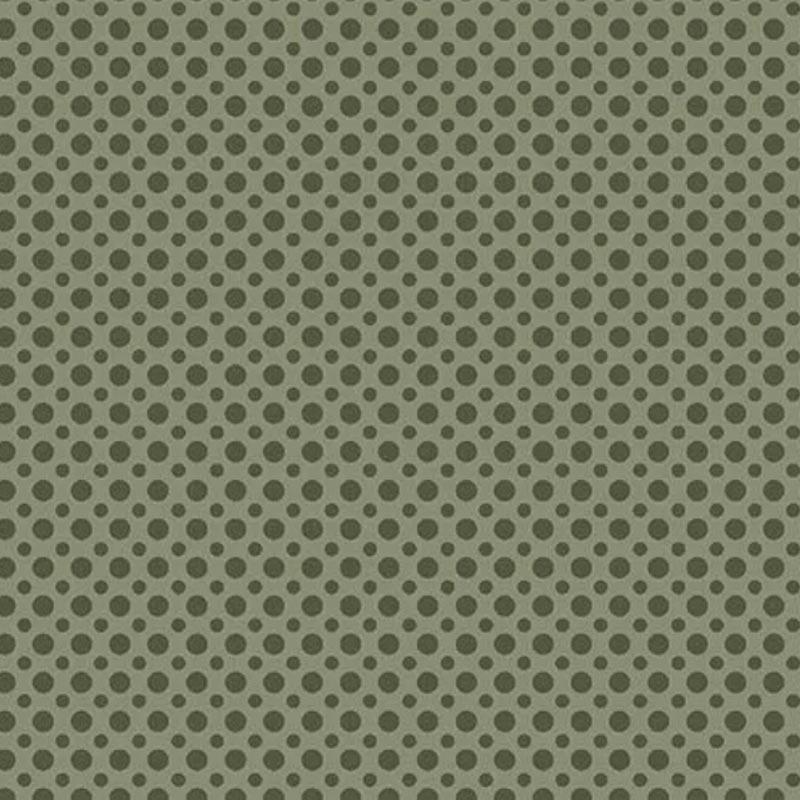 Fuxicos e Fricotes Coleção Poá TomTom - Poá Verde Oliva - 50cm X150cm
