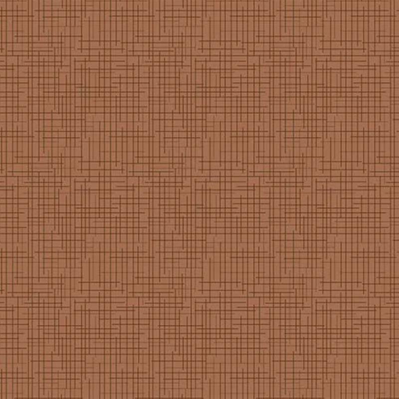Fuxicos e Fricotes Coleção Texturas - Textura Terracota - 50cm X150cm