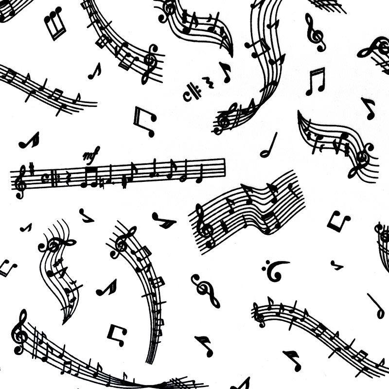 Igaratinga  - Música Branco e Preto - 50cm X150cm