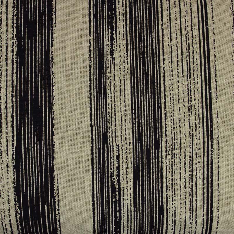 Linho Misto - Estampa Riscos - 50cm x 140cm