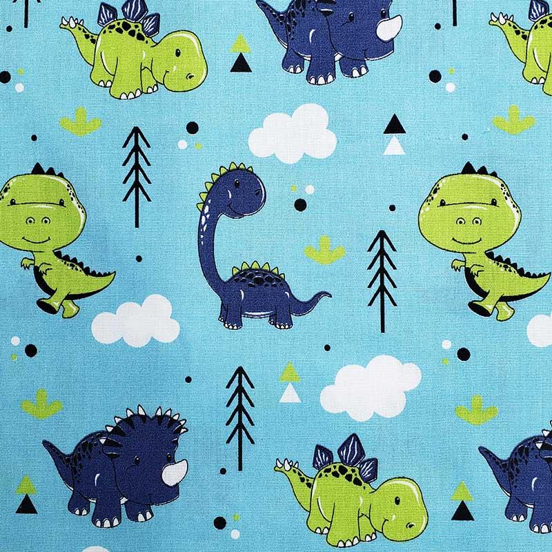 Primor - Dino Azul - 50cm X150cm