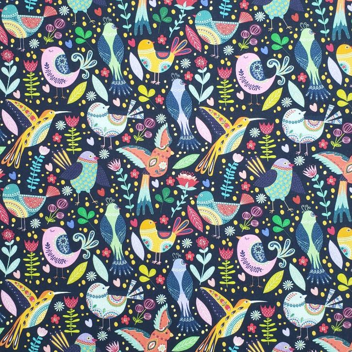 Primor - Pássaros Digital - 50cm X150cm