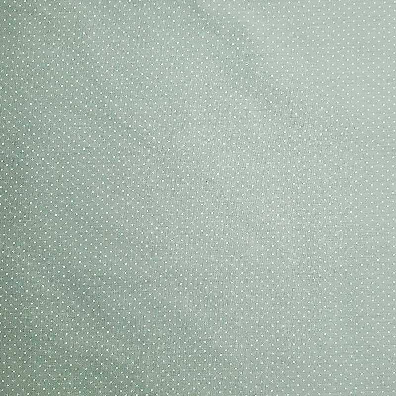 Primor - Poá Fundo Verde Claro - 50cm X150cm