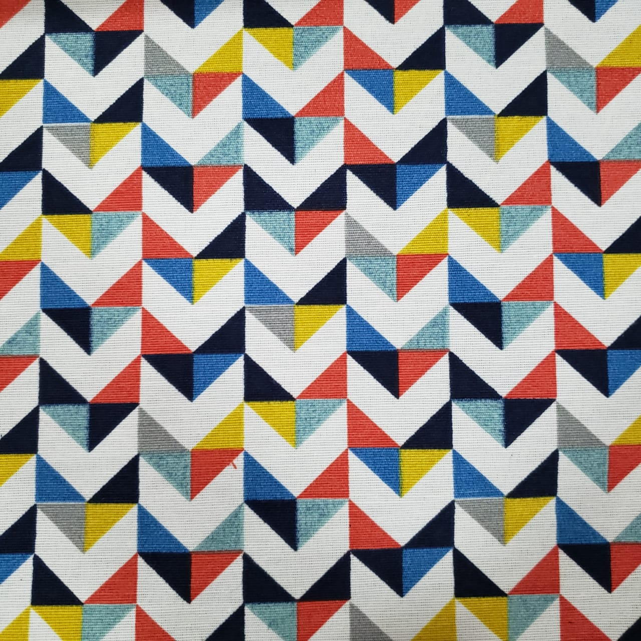 Tecido AcquaBlock - Bandeiras - 50cm x 140cm