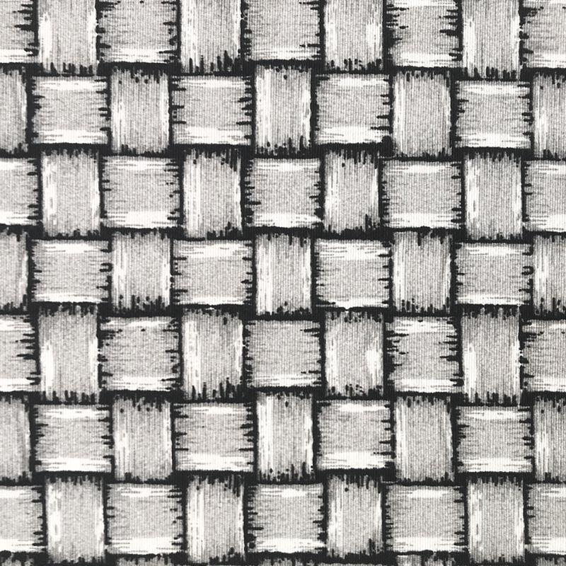 Tecido Gorgurão - Fibras Cinza - 50cm x 140cm