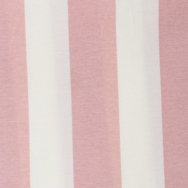 Tecido Gorgurão - Listrado Rosa - 50cm x 140cm
