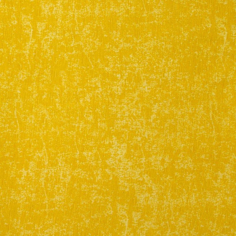 Tecido Gorgurinho - Textura - Amarelo Medalhão Com Traços Amarelo Claro - 50cm x 150cm