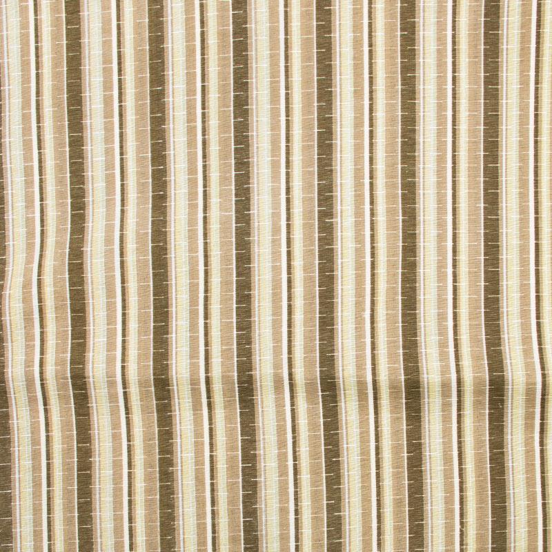 Tecido Gorgurinho - Listrado Marrom - 50cm x 150cm