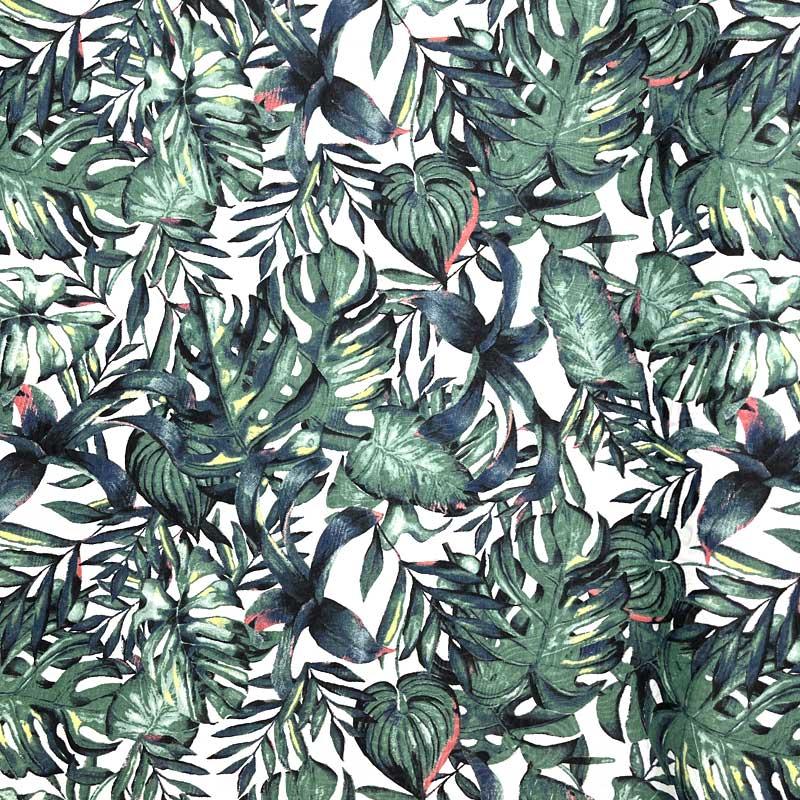 Tecido Jacquard - Costela de Adão - 50cm x 140cm